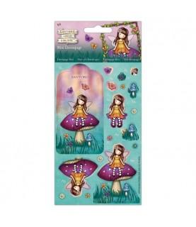 Comprar Pack para hacer mini etiquetas 3D Gorjuss Faerie Folk de Conideade