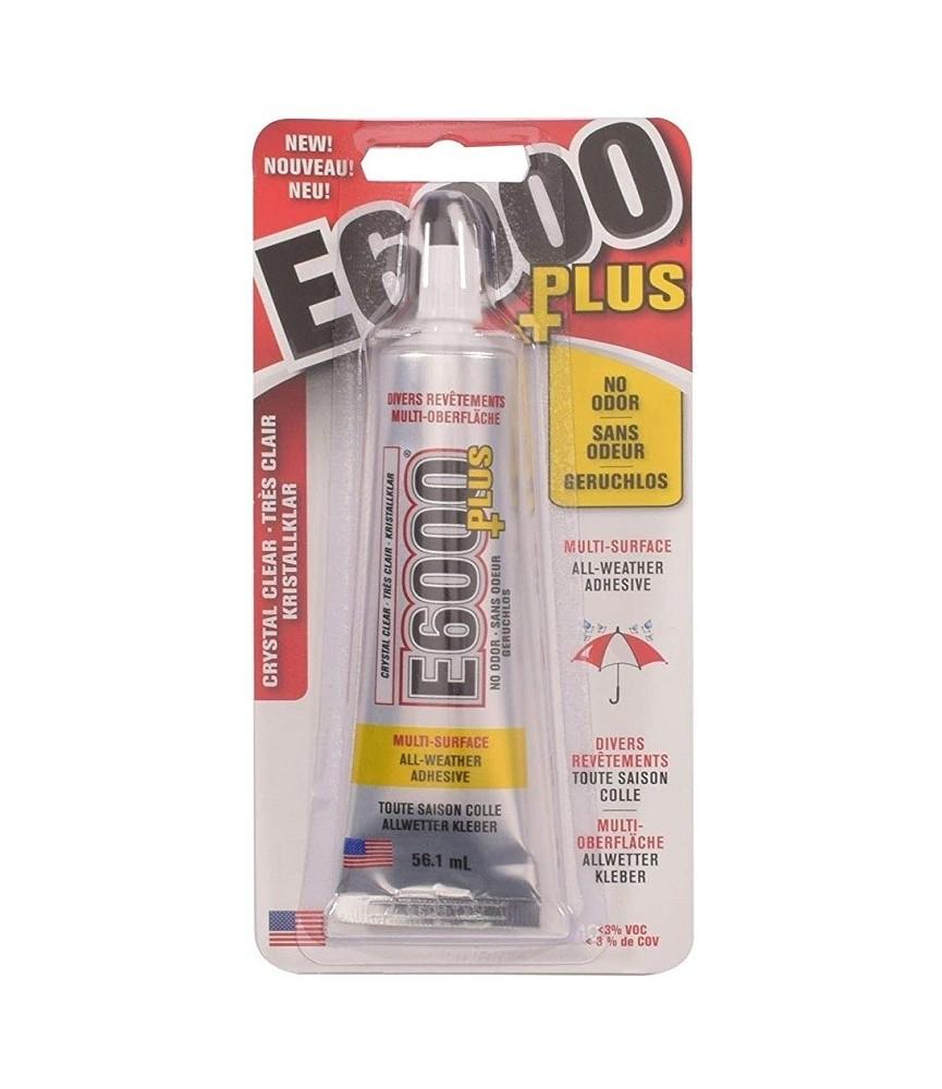Pegamento E6000 Plus 56,1 ml