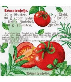 Comprar servilleta para decoupage Tomate de Conideade