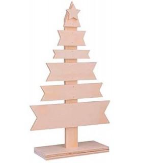 Comprar Arbol de navidad de madera carteles de Conideade