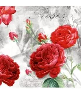 Comprar Servilleta para decoupage Rosa Garden de Conideade