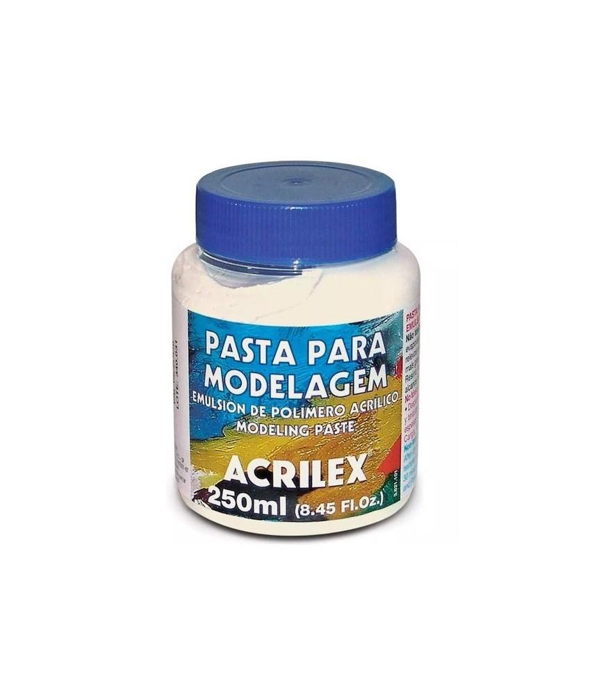 Pasta de modelaje flexible 250 ml