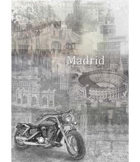Papel de Arroz en A4 Madrid