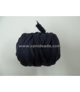 Mini rollo de trapillo azul marino