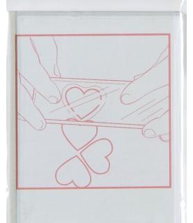 Comprar Bloque acrílico para sellos 7x9 cm de Conideade