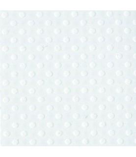 Papel Básico Bazzil puntos blanco