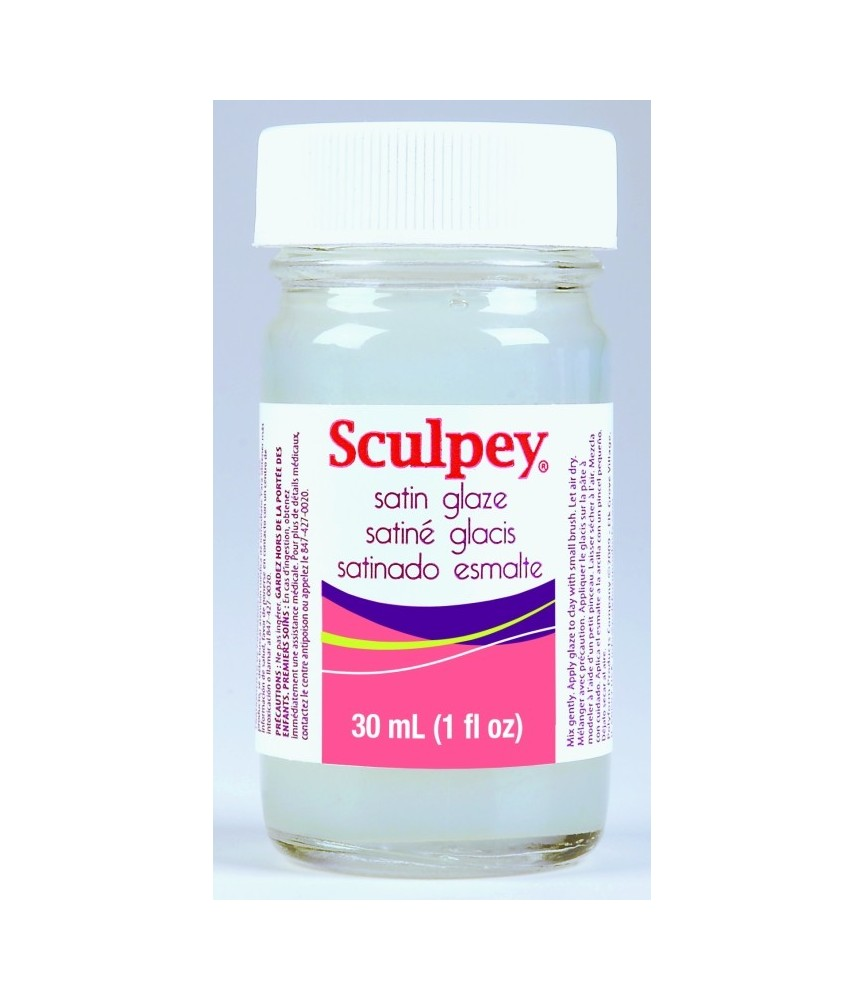 Barniz Sculpey mate 30 ml
