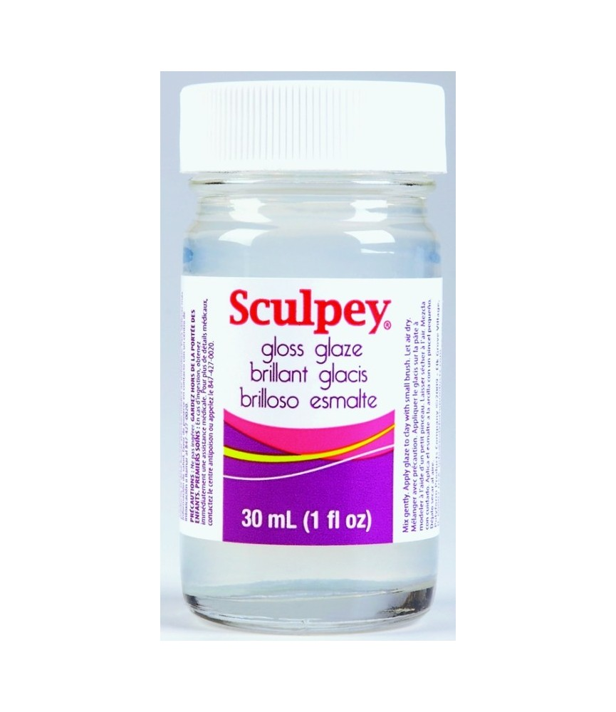 Barniz Sculpey brillante 30 ml