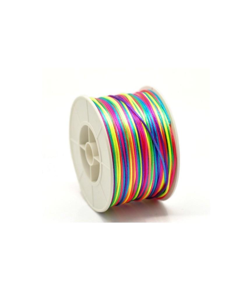 Cola de ratón multicolor 1,5mm