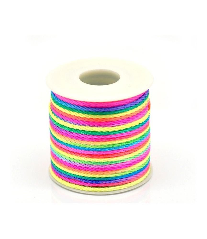 Cordón multicolor 1,5mm