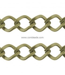 Comprar Cadena eslabon grande 19x13mm bronce de Conideade