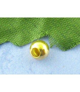 Comprar Pack de 25 chafas doradas 5mm de Conideade