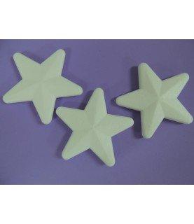 Comprar 3 Estrellas de porexpan 13,5 cm de Conideade