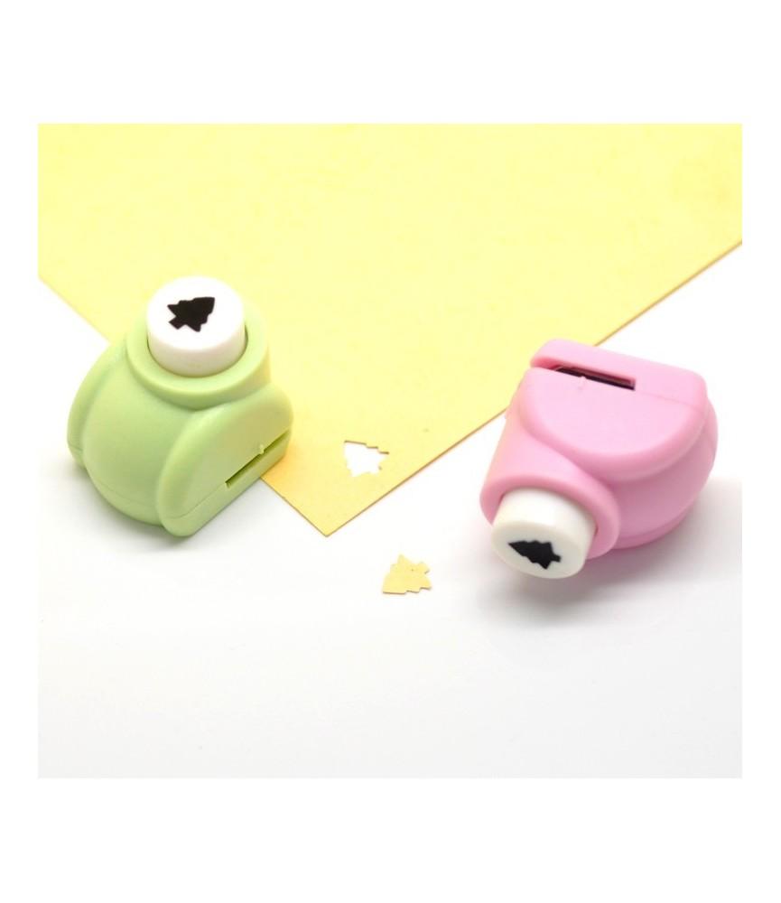 "Mini perforadora de figuras ""abeto"""