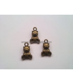 Charm osito 16x10mm