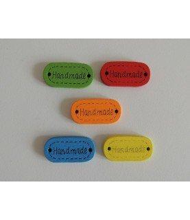 Comprar Botones de madera Handmade de Conideade