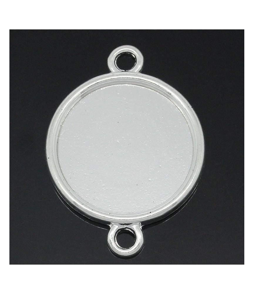Base Camafeo conector de 20 mm