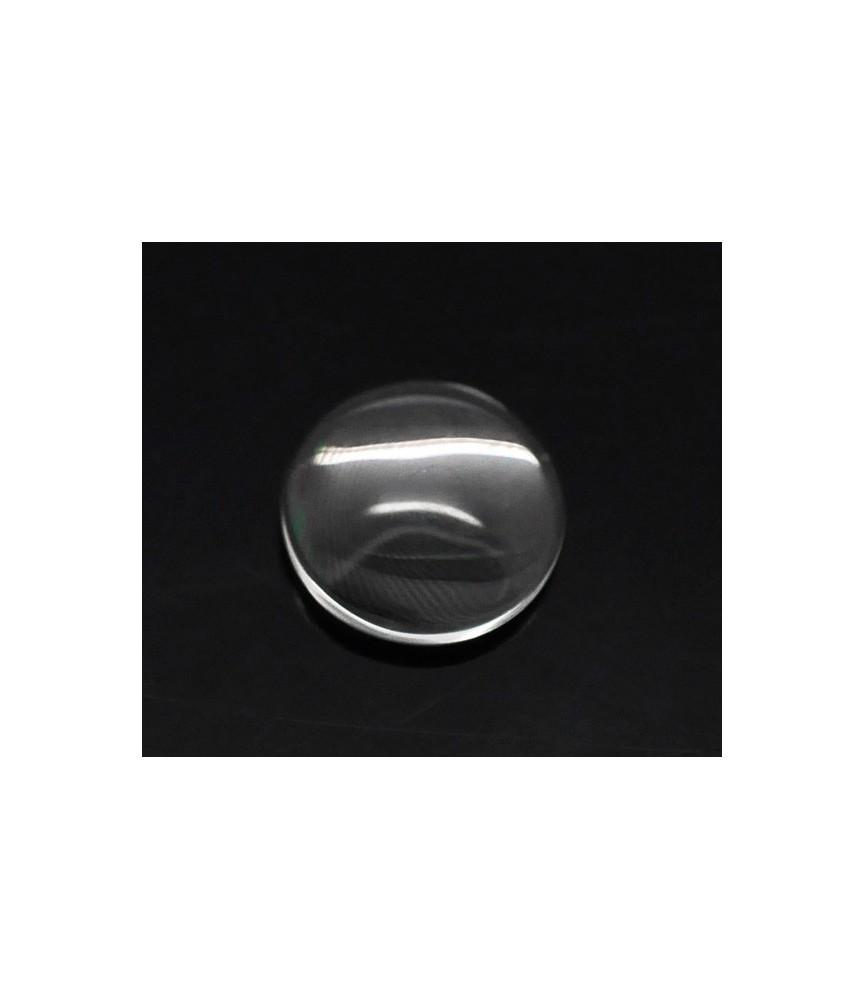 Cabuchon cristal redondo 12 mm