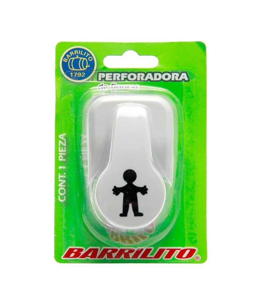 "Perforadora de figuras ""Niño"""
