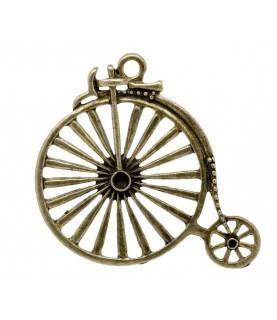 Colgante bicicleta antigua