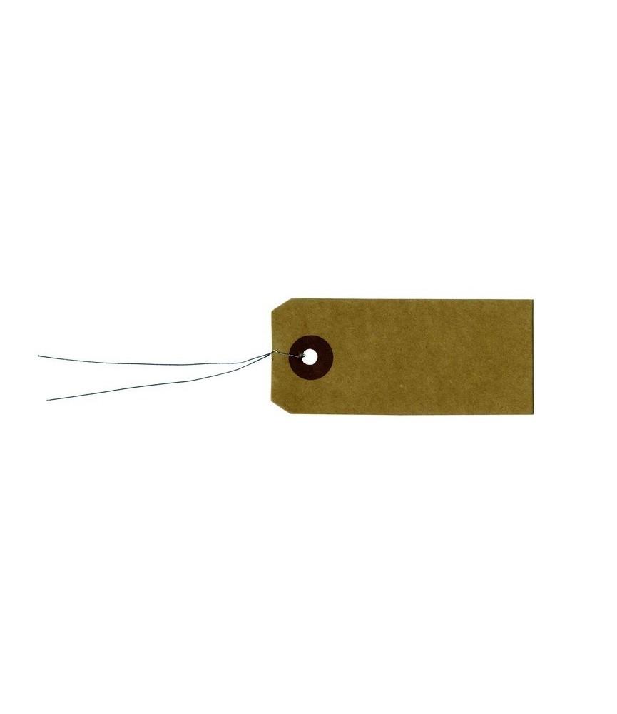 Pack 5 tarjetas con alambre