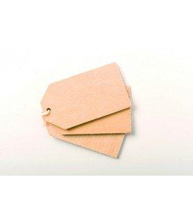 Comprar Set de 6 etiquetas de madera de Conideade