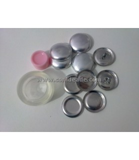 Comprar Kit para forrar botones talla 30 y 8 botones de Conideade