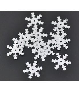 Comprar Bolsa 1000 lentejuelas copos de nieve de Conideade