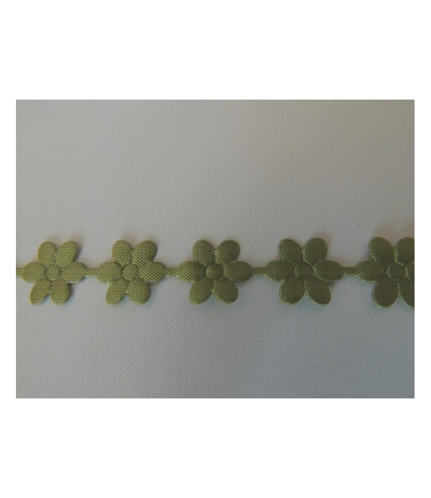 1 metro de cinta fantasía Flor