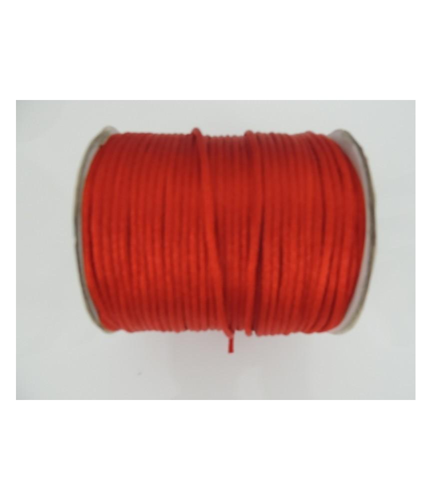 Cola de ratón en color rojo para tus manualidades y labores