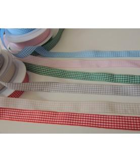 1 metro de cinta vichy 1,5 cm