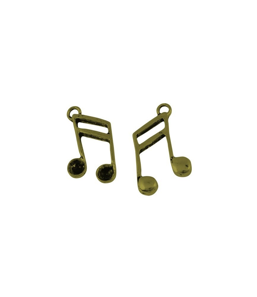 Charm Semicorchea bronce