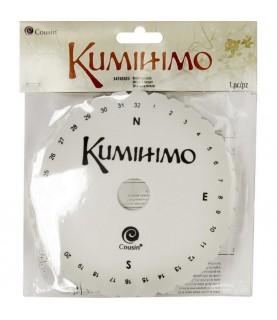 Disco Kumihimo redondo 15cm (Estuche)