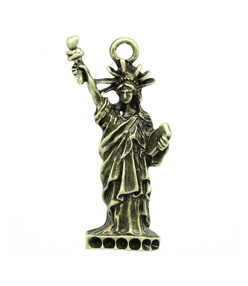 Charm estatua de la libertad