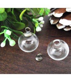 Comprar Set colgante esfera de cristal 20 mm de Conideade