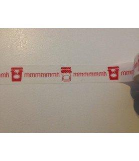 Comprar 1 rollo de cinta adhesiva washi tape Mmmmhh de Conideade