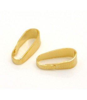 Comprar Pack de 10 enganches para colgar dorados de Conideade