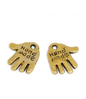Charm mano hand made
