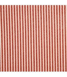 Hoja de fieltro mod copenhage rayas de 45 cm x 25 cm