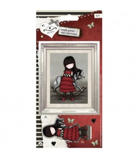 Pack mini decoupage gorjuss -The Getaway