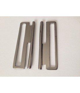 Comprar Hebillas para cinturón elástico 6 cm acero de Conideade