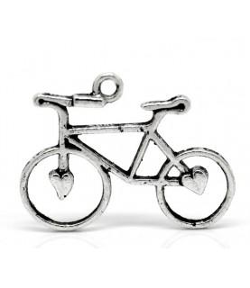 Comprar Charm bicicleta corazones de Conideade