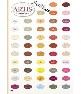 Pintura acrilica Artis 60 ml