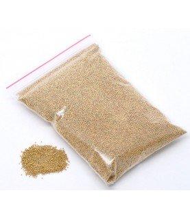 Comprar Bolsa 100 gr de micro cristales dorados de Conideade