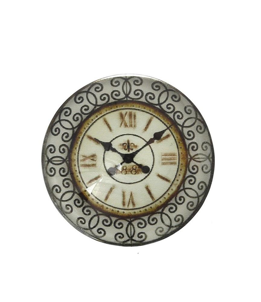 Cabuchon de cristal reloj 25mm