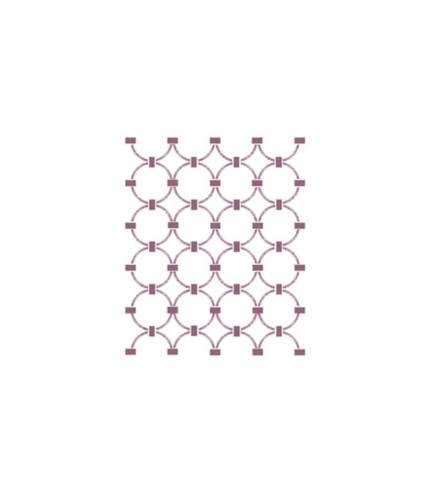 Plantilla stencil DIN-A5 Mod 214