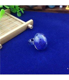 Comprar Set anillo con cristal redondo de 25 mm de Conideade