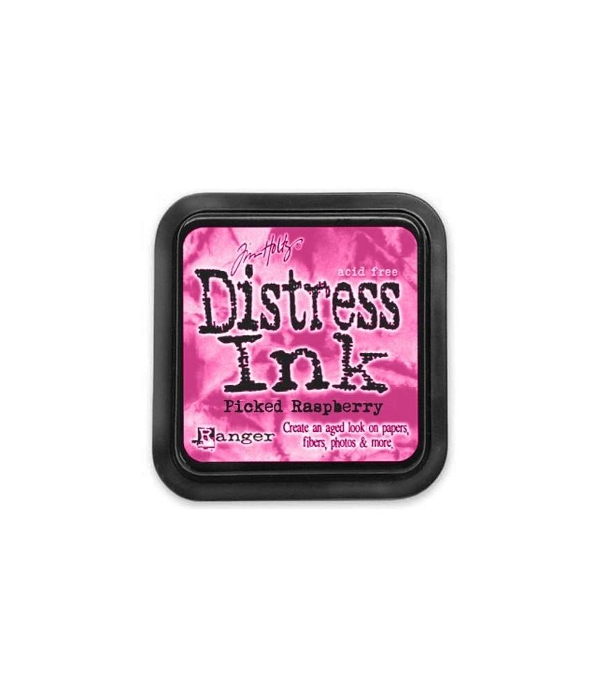 Tinta Distress Ink picked raspberry