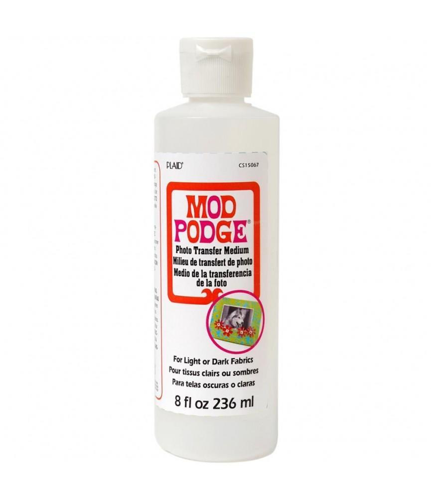 Mod Podge Photo Transfer Medium