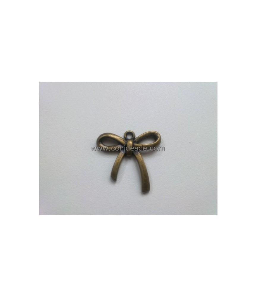 Charm Lazo bronce